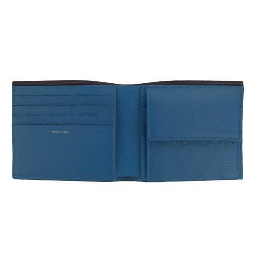 Paul smith wallet inside