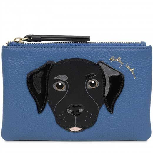 Radley and friends blue coin purse