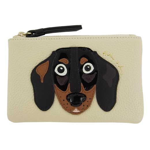 Radley and friends cream coin purse
