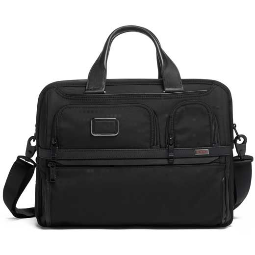 TUMI alpha 3 briefcase