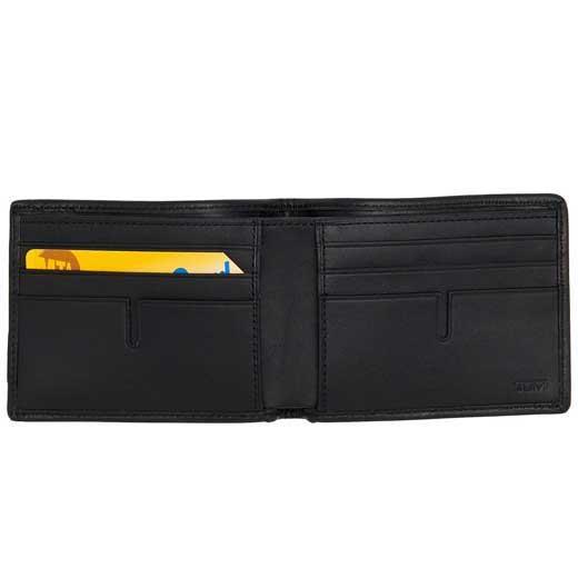 tumi wallet inside